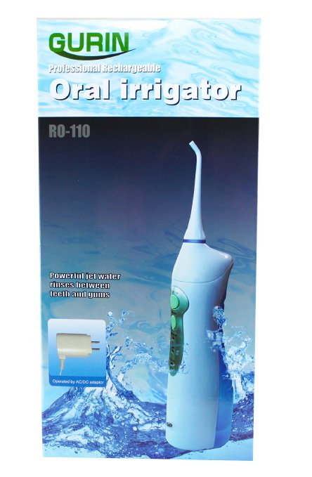 Gurin Oral Irrigator Review for 2017