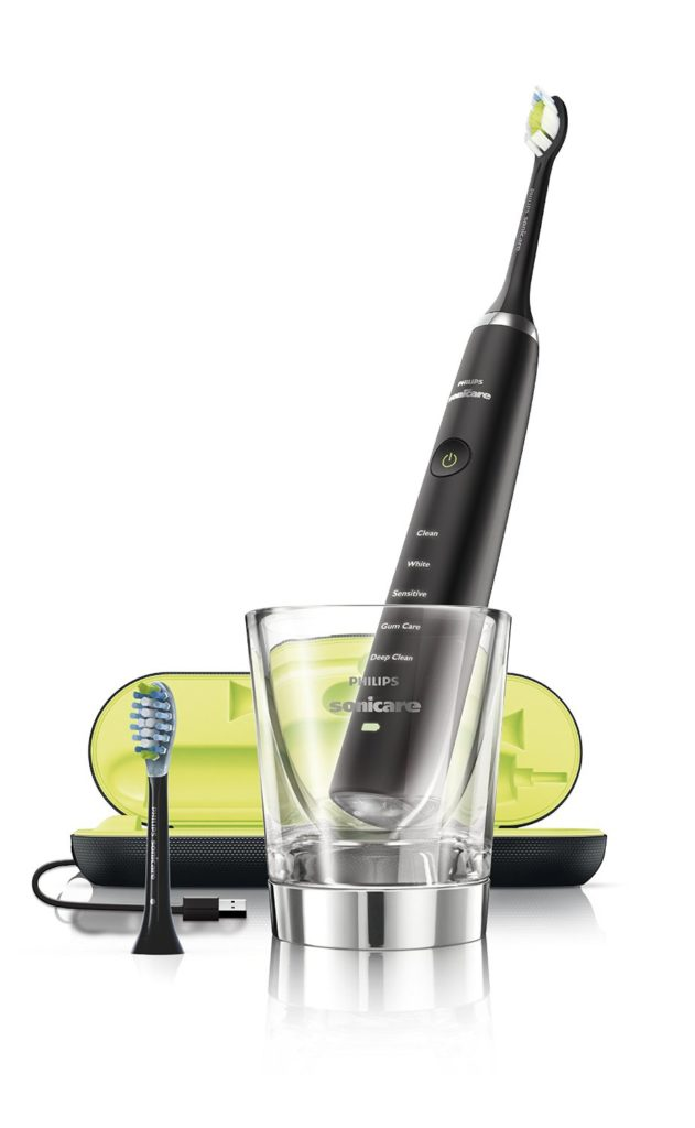Philips sonicare diamondclean black color