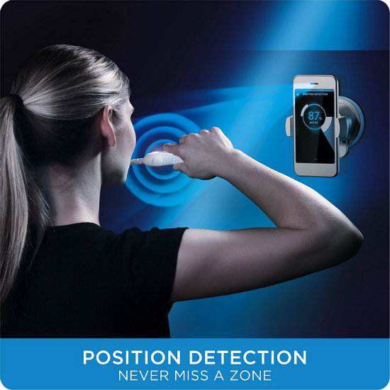 Oral-B-Genius-Pro-8000-position-detection