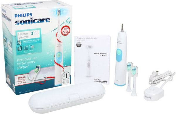 PHILIPS-SONICARE-2-SERIES-review-toothbrush