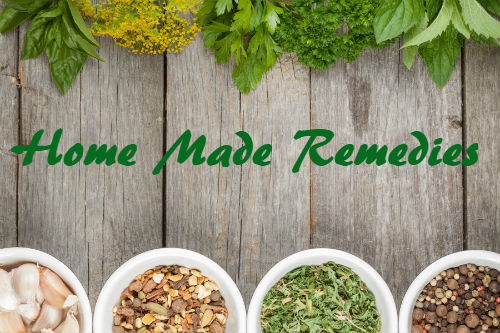 home made remedies for cleaning dentures