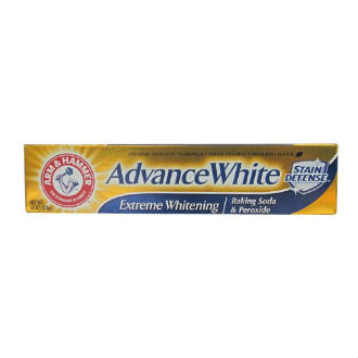 Arm and Hammer Advance White