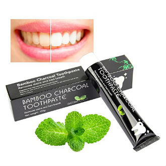 Asa Veas Bamboo Charcoal Toothpaste