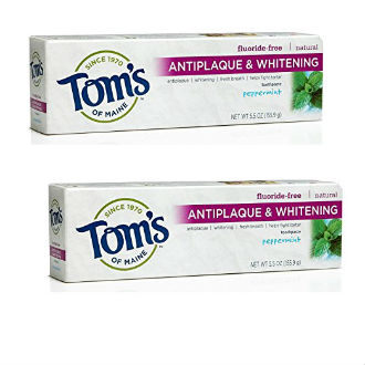Toms Of Maine Antiplaque and Whitening Toothpaste