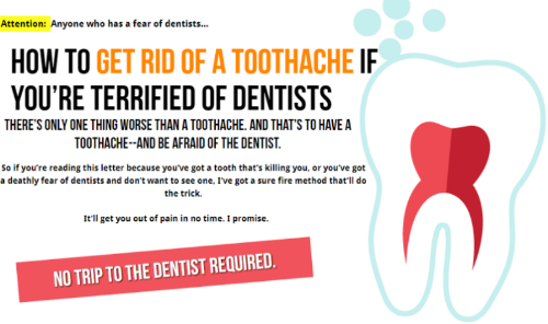 how to avoid the dentist