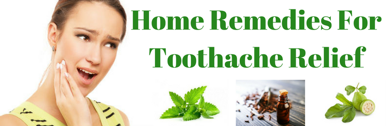 14 Home Remedies for Toothache Relief