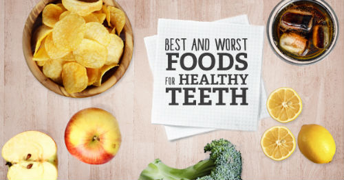 mind what you eat for your teeth