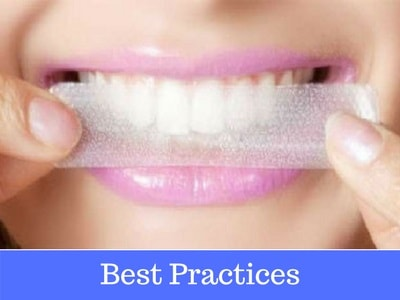 The Best Teeth Whitening Strips To Use In 2019 Dental Dorks