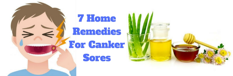 top home remedies for canker sores
