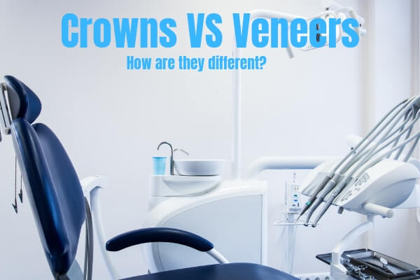 Crowns VS Veneers